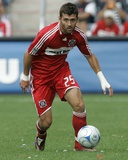 Sep 21, 2008, FC Dallas vs Chicago Fire - Gonzalo Segares Photo by Brian Kersey