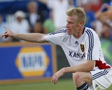 Jun 28, 2008, Kansas City Wizards vs Real Salt Lake - Nat Borchers Photo by Scott Pribyl