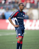 May 23, 2009, New England Revolution vs Toronto FC - Darrius Barnes Photo by Paul Giamou