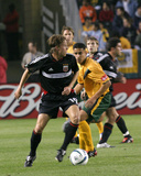 Apr 10, 2004, D.C. United vs Los Angeles Galaxy - Brian Carroll Photographic Print by Kevin Parry