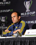 Nov 20, 2009, Los Angeles Galaxy Practice for MLS Cup - Landon Donovan Photo by Robert Mora