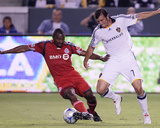 Sep 19, 2009, Toronto FC vs Los Angeles Galaxy - Nana Attakora Photo by Robert Mora
