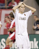 Oct 5, 2005, MetroStars vs Chicago Fire - Michael Bradley Photo by Brian Kersey