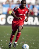 Sep 12, 2009, Colorado Rapids vs Toronto FC - Nana Attakora Photo by Paul Giamou