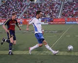 May 31, 2008, San Jose Earthquakes vs Real Salt Lake - Shea Salinas Photographic Print by Melissa Majchrzak