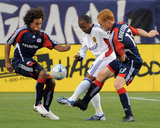 Aug 23, 2009, Real Salt Lake vs New England Revolution - Kevin Alston Photographic Print by Keith Nordstrom