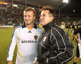 2007 Celebrity Soccer Match: Nov 4, Hollywood United FC vs Los Angeles Galaxy - Anthony Arena Photo by Robert Mora