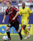 Aug 14, 2005, Columbus Crew vs MetroStars - Michael Bradley Photo by Rich Schultz