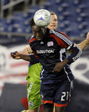 Sep 26, 2009, Seattle Sounders FC vs New England Revolution - Shalrie Joseph Photographic Print by Keith Nordstrom