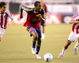 Jul 4, 2006, Chivas USA vs Real Salt Lake - Atiba Harris Photo by Kent Horner