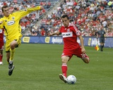 Sep 20, 2009, Columbus Crew vs Chicago Fire - Marco Pappa Photo by Brian Kersey