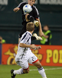 Oct 17, 2008, New England Revolution vs D.C. United - Marc Burch Photo by Tony Quinn