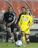 Oct 18, 2009, Columbus Crew vs D.C. United - Rodney Wallace Photo by Tony Quinn