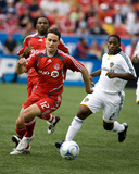 May 31, 2008, Los Angeles Galaxy vs Toronto FC - Todd Dunivant Photo by Paul Giamou