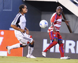 Sep 30, 2009, New England Revolution vs FC Dallas - Jair Benitez Photographic Print by Rick Yeatts