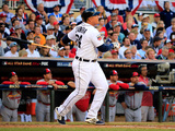 85th MLB All Star Game: Jul 15, 2014 - Miguel Cabrera Photographic Print by Rob Carr