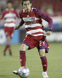 Oct 2, 2008, San Jose Earthquakes vs FC Dallas - Eric Avila Photo by Rick Yeatts
