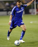 May 6, 2009, D.C. United vs Kansas City Wizards - Jack Jewsbury Photographic Print by Scott Pribyl