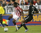 Oct 3, 2009, Chivas USA vs D.C. United - Michael Lahoud Photo by Tony Quinn