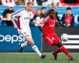 Oct 17, 2009, Real Salt Lake vs Toronto FC - Nat Borchers Photo by Paul Giamou