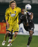 Oct 18, 2009, Columbus Crew vs D.C. United - Steven Lenhart Photo by Tony Quinn