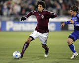 Mar 28, 2009, Kansas City Wizards vs Colorado Rapids - Mehdi Ballouchy Photo by Bart Young