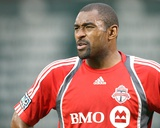 May 9, 2009, Toronto FC vs D.C. United - Marvell Wynne Photographic Print by Tony Quinn