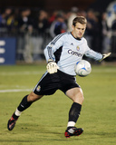 Oct 11, 2008, Chivas USA vs San Jose Earthquakes - Dan Kennedy Photographic Print by Sara Wolfram