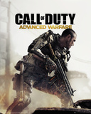 Call of Duty AW - Cover Poster