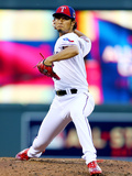 85th MLB All Star Game: Jul 15, 2014 - Yu Darvish Photographic Print by  Elsa