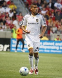 May 6, 2009, Los Angeles Galaxy vs Real Salt Lake - Sean Franklin Photo by Melissa Majchrzak