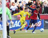 Oct 31, 2009, Columbus Crew vs Real Salt Lake - Fabian Espindola Photographic Print by Melissa Majchrzak