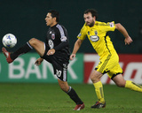 Oct 18, 2009, Columbus Crew vs D.C. United - Adam Moffat Photographic Print by Tony Quinn