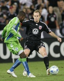 Sep 12, 2009, Seattle Sounders FC vs D.C. United - Steve Zakuani Photo by Tony Quinn
