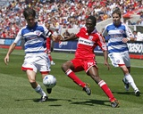 May 31, 2009, FC Dallas vs Chicago Fire - Drew Moor Photo by Brian Kersey