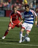 Aug 3, 2008, FC Dallas vs Toronto FC - Eric Avila Photographic Print by Paul Giamou