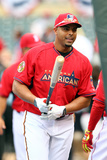 85th MLB All Star Game: Jul 15, 2014 - Nelson Cruz Photographic Print by  Elsa