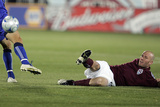 Mar 28, 2009, Kansas City Wizards vs Colorado Rapids - Conor Casey Photographic Print by Bart Young