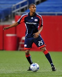 May 16, 2009, Colorado Rapids vs New England Revolution - Darrius Barnes Photographic Print by Keith Nordstrom