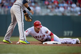 2014 Major League Baseball All-Star Game: Jul 15 - Mike Trout Photographic Print by Ron Vesely