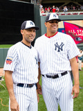 85th MLB All-Star Game Team Photos: Jul 15, 2014 - Derek Jeter Photographic Print by Taylor Baucom