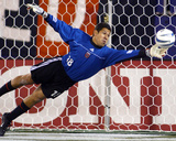 2004 Conference Semifinals Game 1: Oct 23, DC United vs MetroStars - Nick Rimando Photographic Print by Rich Schultz