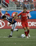 Sep 6, 2008, Chivas USA vs Toronto FC - Paulo Nagamura Photo by Paul Giamou