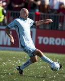 Sep 12, 2009, Colorado Rapids vs Toronto FC - Conor Casey Photographic Print by Paul Giamou
