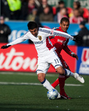 Oct 17, 2009, Real Salt Lake vs Toronto FC - Javier Morales Photo by Paul Giamou