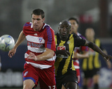 Jul 8, 2008, Charleston Battery vs FC Dallas - Kenny Cooper Photographic Print by Rick Yeatts