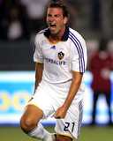 May 5, 2000, Los Angeles Galaxy vs Chivas USA - Alan Gordon Photographic Print by German Alegria