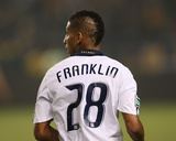 Nov 8, 2009, Chivas USA vs Los Angeles Galaxy - Sean Franklin Photographic Print by J. Miranda