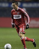 Oct 22, 2009, Chivas USA vs Chicago Fire - Marco Pappa Photo by Brian Kersey