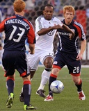 May 30, 2009, D.C. United vs New England Revolution - Jeff Larentowicz Photographic Print by Keith Nordstrom